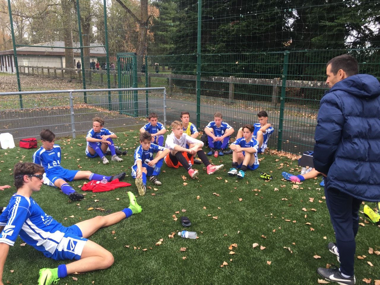 retour sur l interdistrict u15 de vichy district haute